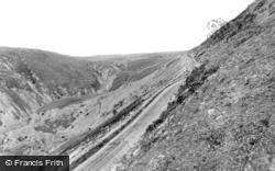 The Berwyn Pass c.1960, Llangynog