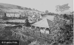 Llangynwyd, The Valley c.1955