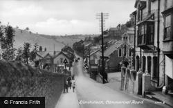 Llanhilleth, Commercial Road c.1955