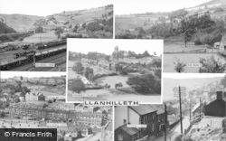 Llanhilleth, Composite c.1965