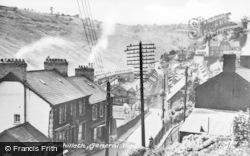 Llanhilleth, General View c.1965