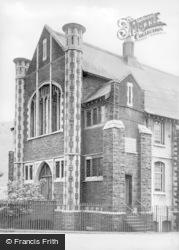 Llanhilleth, Glandwr Chapel c.1955