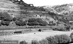 Llanhilleth, The Park  c.1965