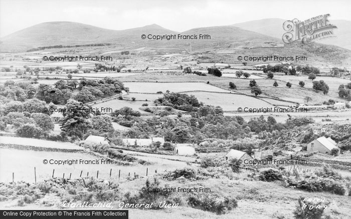 Llanllechid photo