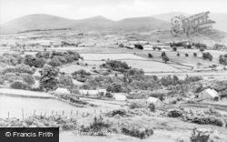 Llanllechid, General View c.1960