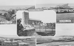 Llanon, Composite c.1955
