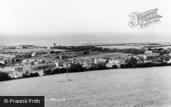 Llanon, General View c.1955