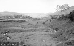 Llanrhaeadr Ym Mochnant, Maenrwynedd c.1960