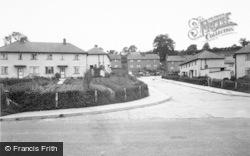 Llanrhaeadr Ym Mochnant, Maes-Y-Dderwen c.1955