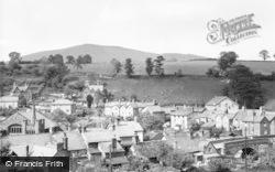 Llanrhaeadr Ym Mochnant, Montgomeryshire Side c.1960