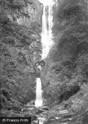 Llanrhaeadr Ym Mochnant, Pistyll Rhaeadr c.1955