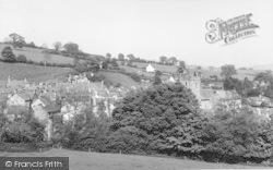 Llanrhaeadr Ym Mochnant, Rhaeadr Valley c.1960