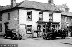Llanrhaeadr Ym Mochnant, The Village c.1955