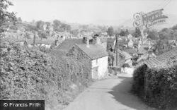 Llanrhaeadr Ym Mochnant, The Village c.1960