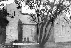 Llanrhian, St Rhian's Church c.1955