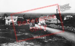 Llanrhidian, The Village c.1950
