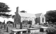 Llanrhos, Church 1890