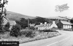 Llanrhystud, The Village c.1955