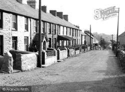 Llanrug, Disgwylfa Terrace c.1955