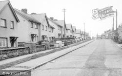 Llanrug, Rhosrug c.1955