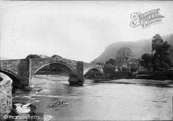 Bridge 1892, Llanrwst