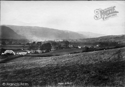Conway Valley 1895, Llanrwst