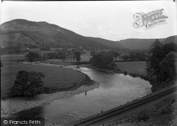 Conway Valley 1952, Llanrwst