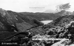 Llanrwst, Crafnant Lake And Valley c.1960