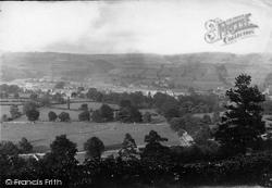 From Gwydyr Woods 1891, Llanrwst