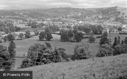 General View 1952, Llanrwst