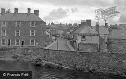 Main Street 1952, Llanrwst