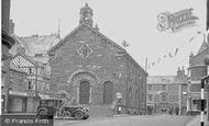 Llanrwst, Market Place 1952