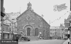 Market Place 1952, Llanrwst