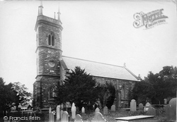 St John's Church 1892, Llanrwst