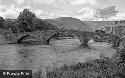 The Bridge 1952, Llanrwst