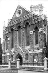 Wesleyan Church 1895, Llanrwst