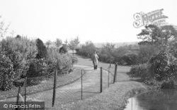 Llansamlet, Heol Las Park 1938