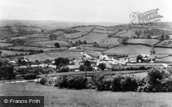 General View c.1955, Llansannan