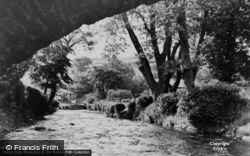 The River c.1955, Llansannan