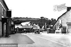 The Village c.1955, Llansannan