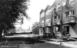 Llansantffraid-Ym-Mechain, Council Houses c.1960
