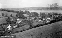 Llansteffan, Bridge End 1933