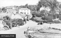 Bridge End c.1955, Llansteffan