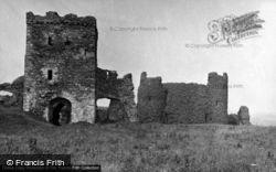 Castle 1953, Llansteffan