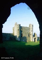 Castle, Keep c.1995, Llansteffan