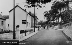Church Street c.1955, Llansteffan