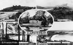 Composite c.1955, Llansteffan