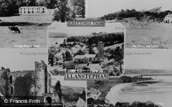 Composite c.1960, Llansteffan