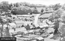 Llansteffan, General View c.1960