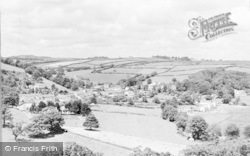 Llansteffan, General View c.1960